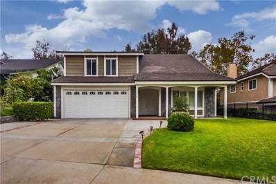 1452 Pheasant Court, Fullerton, CA 92833 - MLS#: PW17250647