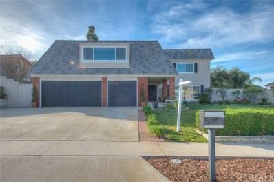 1034 Birchcrest Avenue, Brea, CA 92821 - MLS#: PW17250869
