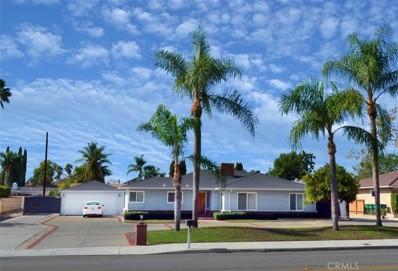 13101 Hewes Avenue, North Tustin, CA 92705 - MLS#: PW17252179