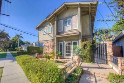 215 E Roosevelt Road UNIT A1, Long Beach, CA 90807 - MLS#: PW17253046