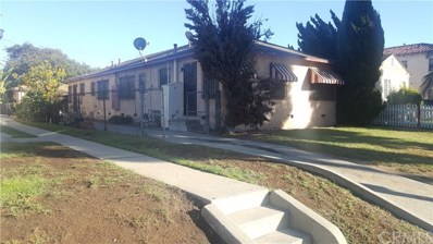 1008 S Inglewood Avenue, Inglewood, CA 90301 - MLS#: PW17253398