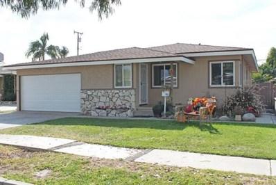 10512 Acoro Street, Bellflower, CA 90706 - MLS#: PW17253668