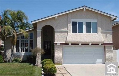5381 Tattershall Avenue, Westminster, CA 92683 - MLS#: PW17254087