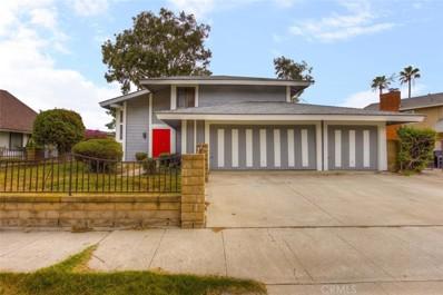 2338 W Beverly Drive, Orange, CA 92868 - MLS#: PW17254173