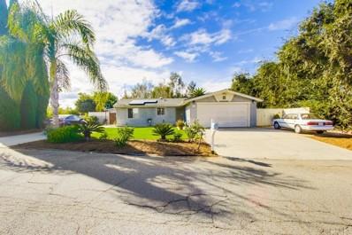 906 Rose Drive, Vista, CA 92083 - MLS#: PW17254449