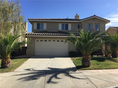 3579 Rock Butte Place, Perris, CA 92570 - MLS#: PW17254741