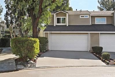 6220 Cape Cod Lane UNIT 61, Yorba Linda, CA 92887 - MLS#: PW17255025