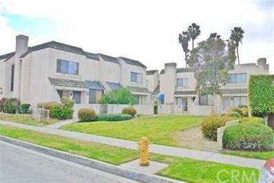 13075 Monroe Street UNIT 5, Garden Grove, CA 92844 - MLS#: PW17255260