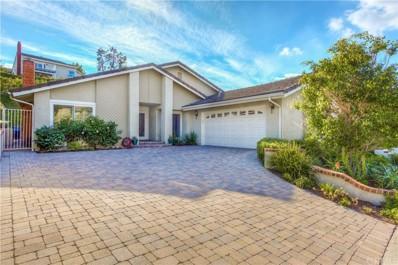 6450 E Stonebridge Lane, Anaheim Hills, CA 92807 - MLS#: PW17255601