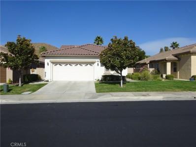 27984 Oakhaven Lane, Menifee, CA 92584 - MLS#: PW17255821