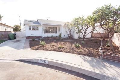 15813 Bonsallo Avenue, Gardena, CA 90247 - MLS#: PW17256013