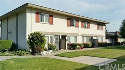 665 W 6th Street UNIT A, Tustin, CA 92780 - MLS#: PW17256217
