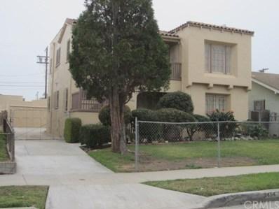 1452 W 85th Street, Los Angeles, CA 90047 - MLS#: PW17256570