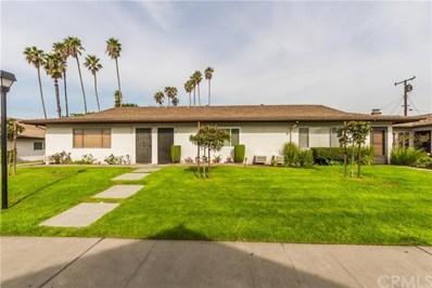 1800 E Heim Avenue UNIT 54, Orange, CA 92865 - MLS#: PW17256933