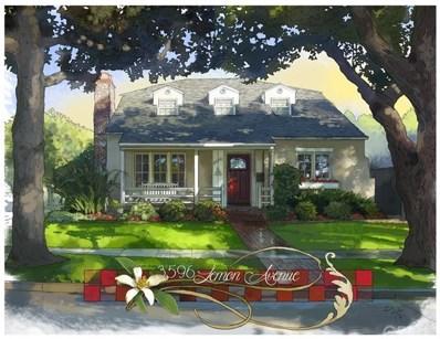 3596 Lemon Avenue, Long Beach, CA 90807 - MLS#: PW17257692