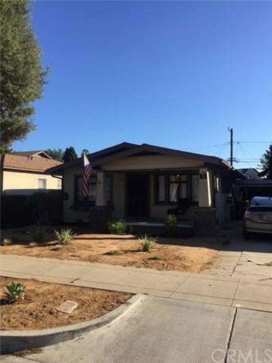 306 W Whiting Avenue, Fullerton, CA 92832 - MLS#: PW17257695