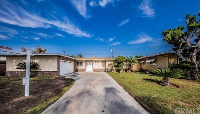 1629 E 15th Street, Santa Ana, CA 92701 - MLS#: PW17258057