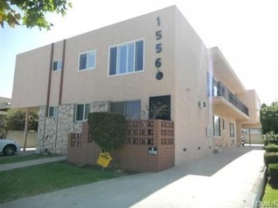 1556 S Orange Grove Avenue UNIT 6, Los Angeles, CA 90019 - MLS#: PW17258404
