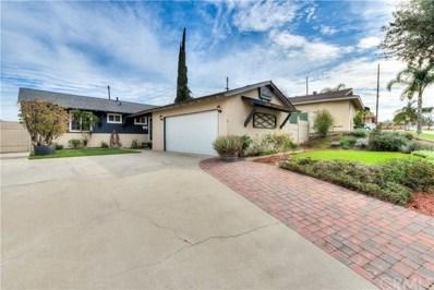 600 S Olive Avenue, La Habra, CA 90631 - MLS#: PW17259083