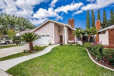 5923 E Calle Cedro, Anaheim Hills, CA 92807 - MLS#: PW17260373