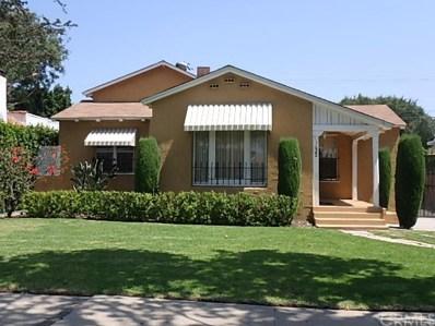 1622 S Hayworth Avenue, Los Angeles, CA 90035 - MLS#: PW17261492