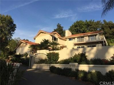 1230 N Walnut Street, La Habra Heights, CA 90631 - MLS#: PW17261643