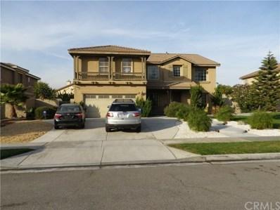 16580 Bayleaf Lane, Fontana, CA 92337 - MLS#: PW17262119