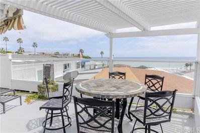 609 Sea Breeze Drive UNIT 100, San Clemente, CA 92672 - MLS#: PW17263577