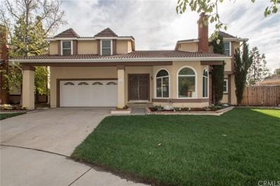 11441 Mount Johnson Court, Rancho Cucamonga, CA 91737 - MLS#: PW17265726