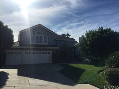4855 Green Crest Drive, Yorba Linda, CA 92887 - MLS#: PW17265818