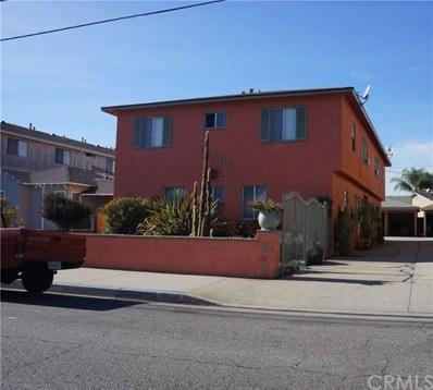 12503 Grevillea Avenue, Hawthorne, CA 90250 - MLS#: PW17266550