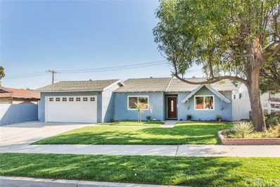 1707 Longview Drive, Corona, CA 92882 - MLS#: PW17266996