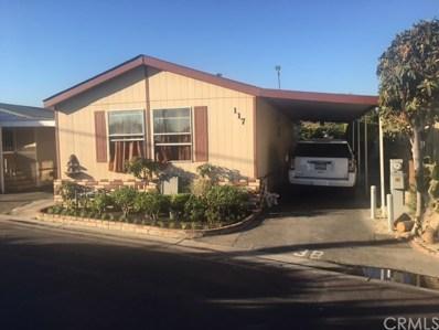 117 Duchess Lane UNIT 38, Santa Ana, CA 92704 - MLS#: PW17267168