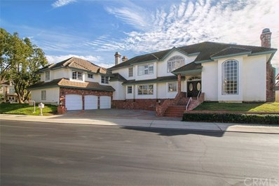 3840 E Mandeville Place, Orange, CA 92867 - MLS#: PW17267400