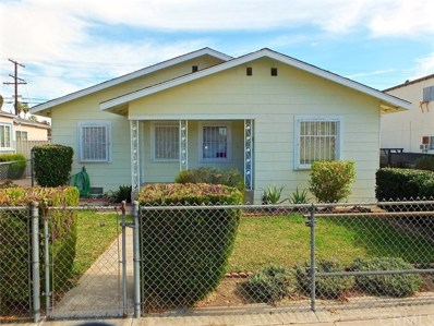 10348 Elizabeth Avenue, South Gate, CA 90280 - MLS#: PW17267584