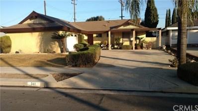 341 W Patwood Drive, La Habra, CA 90631 - MLS#: PW17267590
