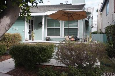 1301 Electric Avenue, Seal Beach, CA 90740 - MLS#: PW17268781