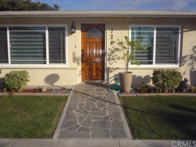 13430 St. Andrews Drive UNIT 72G, Seal Beach, CA 90740 - MLS#: PW17268841