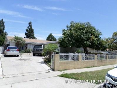 809 E Stanford Street, Santa Ana, CA 92707 - MLS#: PW17269307