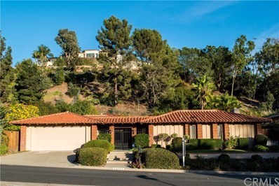 10482 Boca Canyon Drive, Cowan Heights, CA 92705 - MLS#: PW17269639