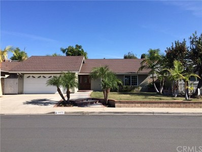 24072 Castilla Lane, Mission Viejo, CA 92691 - MLS#: PW17270140