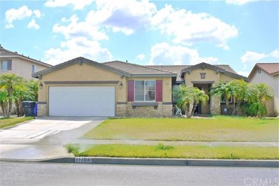 11164 Daylilly Street, Fontana, CA 92337 - MLS#: PW17270367