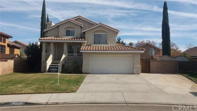 40514 Aster Place, Palmdale, CA 93551 - MLS#: PW17272169
