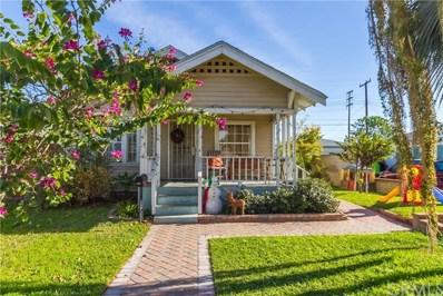 518 N Rose Street, Anaheim, CA 92805 - MLS#: PW17272239