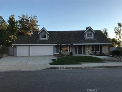 15712 La Lindura Drive, Whittier, CA 90603 - MLS#: PW17272746