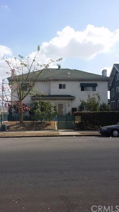 1320 S Mahattan, Los Angeles, CA 90019 - MLS#: PW17272854