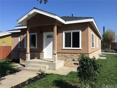 645 E Central Avenue, Santa Ana, CA 92707 - MLS#: PW17273459