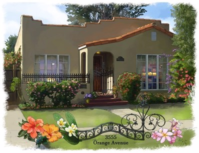 3555 Orange Avenue, Long Beach, CA 90807 - MLS#: PW17273630