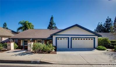 4134 Beech Avenue, Yorba Linda, CA 92886 - MLS#: PW17273686