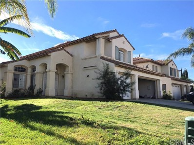 25915 Zamora Avenue, Moreno Valley, CA 92551 - MLS#: PW17273776